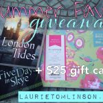 {summer favs giveaway}