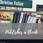 when your sister publishes a book {giveaway}