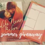 hello from the editing cave + a giveaway